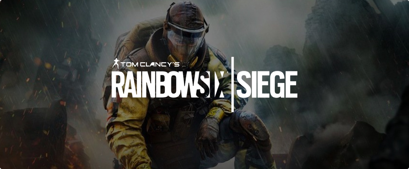 Rainbow Six Siege promotion image